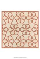 Floral Trellis VIII Fine Art Print