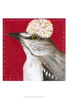 You Silly Bird - Gigi Fine Art Print