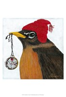 You Silly Bird - Grafton Fine Art Print