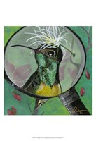 You Silly Bird - Clara Fine Art Print