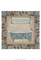 """Baignoire by June Erica Vess - 13"""" x 19"""", FulcrumGallery.com brand"""