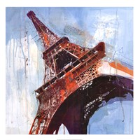 Lost in Paris Fine Art Print