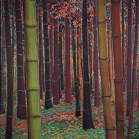 Magical Forest Fine Art Print