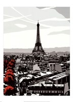 "20"" x 28"" Eiffel Tower Pictures"