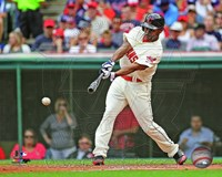 Michael Bourn 2013 Fine Art Print