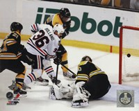 Dave Bolland Game Winning Goal Game 6 of the 2013 Stanley Cup Finals Fine Art Print