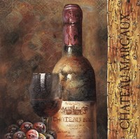 Wine Collection V Fine Art Print
