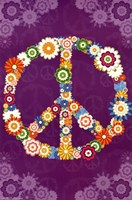 Peace Sign 2013 Wall Poster
