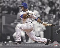 Jean Segura 2013 Spotlight Action Fine Art Print