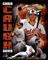 Chris Davis 2013 Portrait Plus Fine Art Print