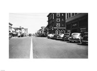 Downtown Anaheim 1946 - various sizes - $13.49