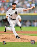 Chris Sale 2013 Action Fine Art Print