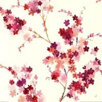 Apple Blossoms Crop II Fine Art Print