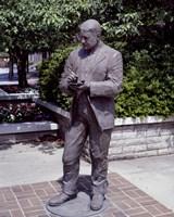 Statue of William Sidney Porter in Greensboro, North Carolina - various sizes - $25.49
