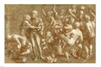 Massacre of the Innocents Fine Art Print