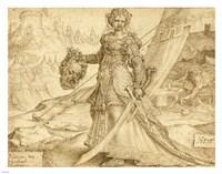 Judith Fine Art Print