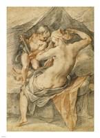 The Toilet of Venus Fine Art Print