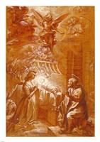 The Nativity Fine Art Print