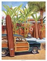 Beach Access Fine Art Print