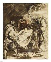 The Entombment by Anthony van Dyck - various sizes - $27.99
