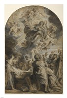 The Assumption of the Virgin by Peter Paul Rubens - various sizes