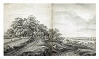 Landscape with Haymakers by Simon de Vlieger - various sizes