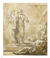 The Liberation of Saint Peter Fine Art Print