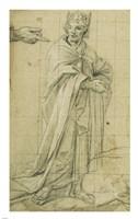 Midas, King of Phrygia Fine Art Print