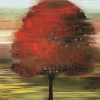 Flow Trees I by Allison Pearce - various sizes