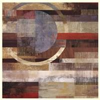 """Industrial II by Tom Reeves - 25"""" x 25"""""""
