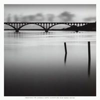 Bridge Reflection - Mini Fine Art Print
