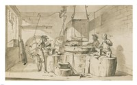 The Nail Makers by Jean-Michel Moreau - various sizes