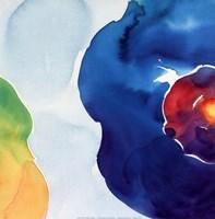 Jewels, Blue Fine Art Print