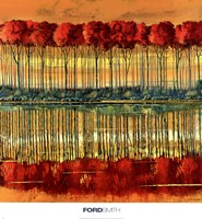 Amber Reception Fine Art Print