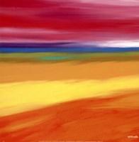Prairie Abstract 1 Fine Art Print
