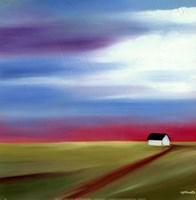 Prairie Abstract 2 Fine Art Print