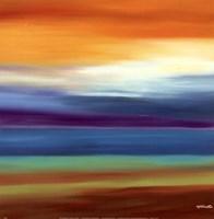 Prairie Abstract 3 Fine Art Print