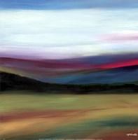 Prairie Abstract 4 Fine Art Print