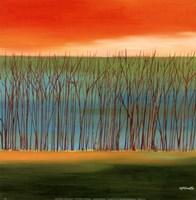 Prairie Abstract 5 Fine Art Print
