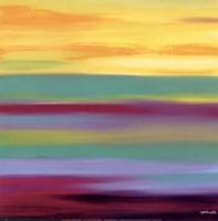 Prairie Abstract 6 Fine Art Print
