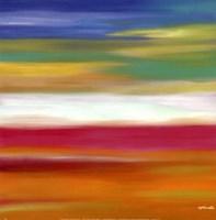 Prairie Abstract 7 Fine Art Print