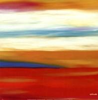 Prairie Abstract 9 Fine Art Print