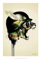 Fight or Flight Fine Art Print