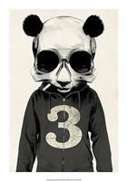 Panda No. 3 Fine Art Print