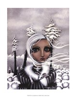 "Eirwen by Angelina Wrona - 11"" x 14"" - $11.49"