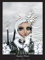 "Eirwen by Angelina Wrona - 24"" x 32"" - $23.99"