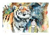 Mr. Tiger Fine Art Print
