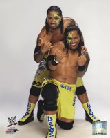 The Usos 2013 Posed Fine Art Print