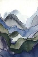 Emerald Quartz A Fine Art Print