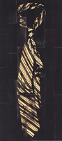 Single Man's Tie II Fine Art Print
